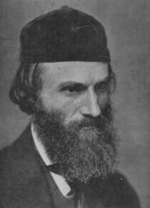 Dr Joseph Clover (1825-82)
