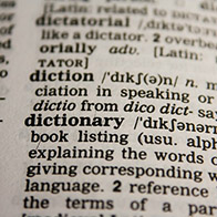 Bibliography and lexicography
