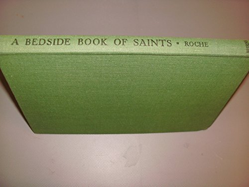 A-BEDSIDE-BOOK-OF-SAINTS-B001MU4DRS