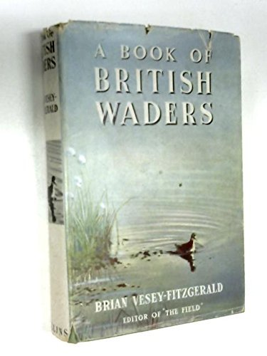 A-Book-Of-British-Waders-B0008B1PEQ
