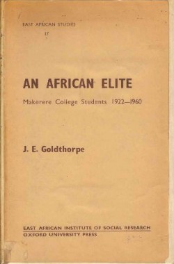 An-African-elite-Makerere-College-students-1922-1960-B009XCDE4K