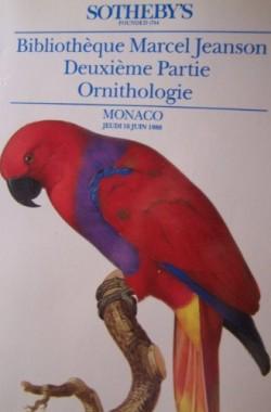 BIBLIOTHEQUE-MARCEL-JEANSON-DEUXIEME-PARTIE-ORNITHOLOGIE-B0011WI14I