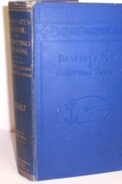 Brasseys-Naval-And-Shipping-Annual-1927-B005HB355Y