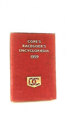 Copes-Racegoers-Encyclopaedia-1960-B0006DKM4K