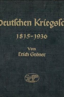 Die-Deutschen-Kriegsschiffe-1815-1936-B0013K1VHM