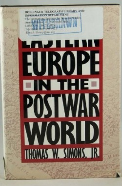 Eastern-Europe-in-the-Postwar-World-033356670X