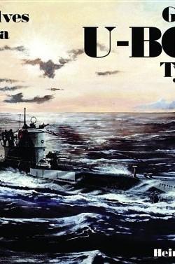 Grey-Wolves-of-the-Sea-German-U-Boat-Type-VII-Schiffer-Military-History-Vol-63-by-Heinz-J-Nowarra-1992-10-01-B01A0BTMA2