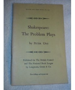 Shakespeare-The-Problem-Plays-B002CXUY40